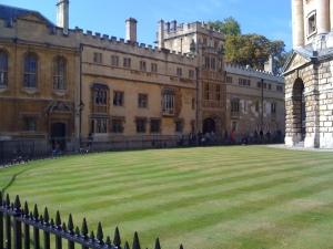 Brasenose College: