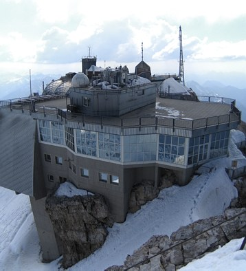 zugspitze how to get there