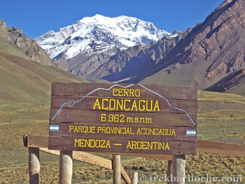 Aconcagua - so far away still......but getting nearer.