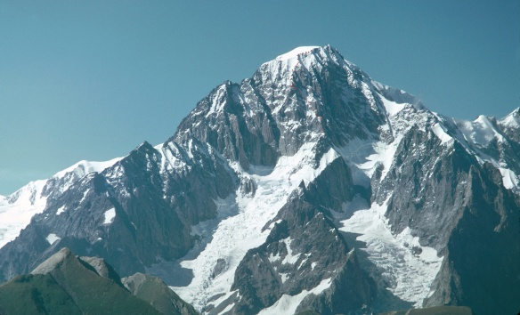 Mont Blanc - beautiful.