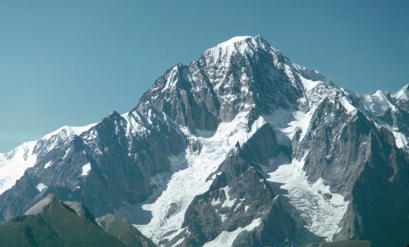 Mont Blanc - beautiful.