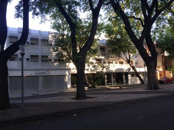 The Hotel Nutibara, Avenue de Mitres, Mendoza